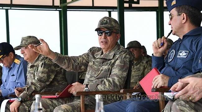 Genelkurmay Başkanı Akar Gelibolu'da Konuştu