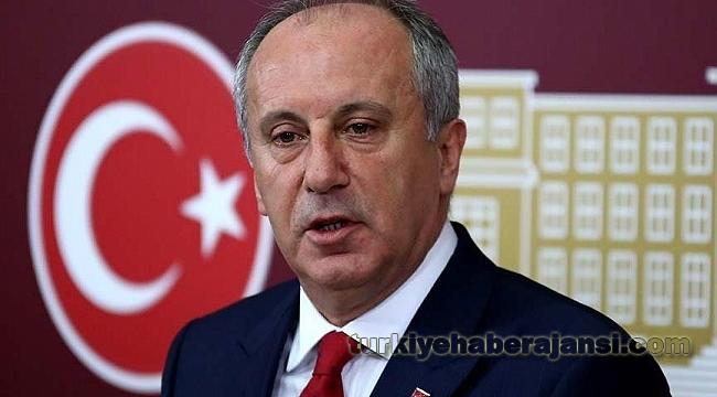 İnce: 'Erdoğan'ın Suç Ortağı ve Kardeşi Abdullah Gül'