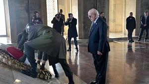 İsmail Kahraman Yine Atatürk Demedi