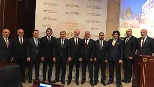 İTO'nun 24. Yönetim Kurulu Başkanı Şekib Avdagiç