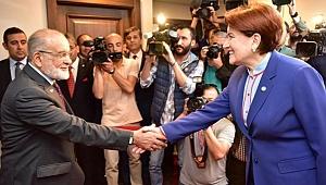 Karamollaoğlu 'Gül' Dedi, Akşener Redetti