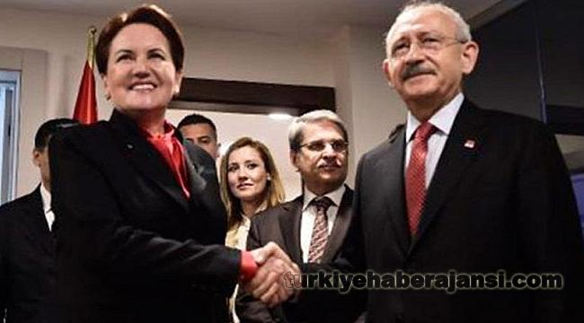 Kılıçdaroğlu, Akşener Bir Araya Gelecek