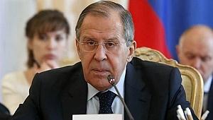 Lavrov: 'Teröristlerle Mücadelede Taviz Vermeyeceğiz'