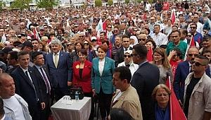 Meral Akşener Muğla'da Konuştu