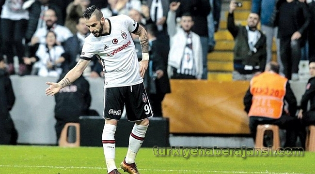 Negredo: 'Galatasaray'ı Yenmek İçin Gideceğiz'