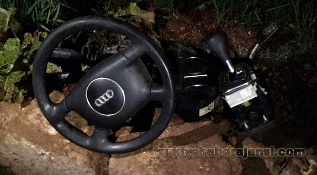 Tamir İçin Bıraktı, Arabası Parçalanıp Satıldı!