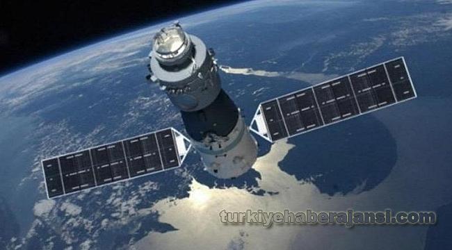 Tiangong-1 Dünyaya Düştü