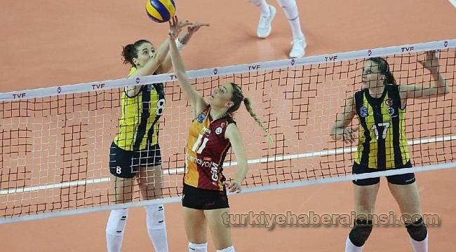 Vestel Venus Sultanlar Ligi Galatasaray 0-3 Fenerbahçe