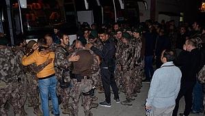 Afrin'e Giden Özel Harekatçılar Kente Döndü
