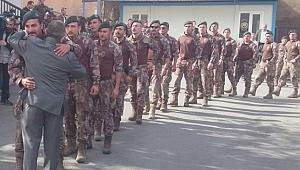 Afrin Kahramanları Döndü