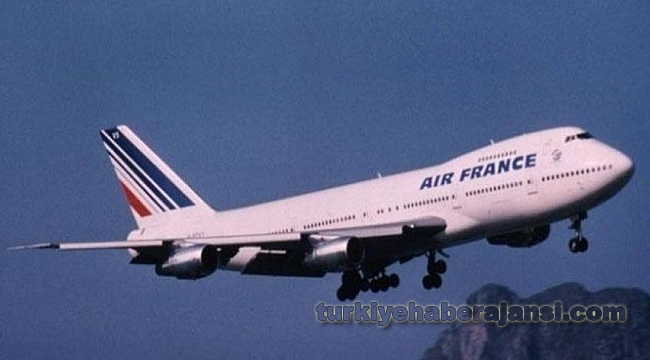 Air France'den Üst Düzey İstifa