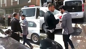 AK Parti Gençlik Kolu Başkanı'ndan Polise Tokat İddiası!