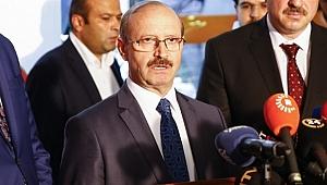 AK Parti'nin Aday Listeleri YSK'ya Teslim Edildi