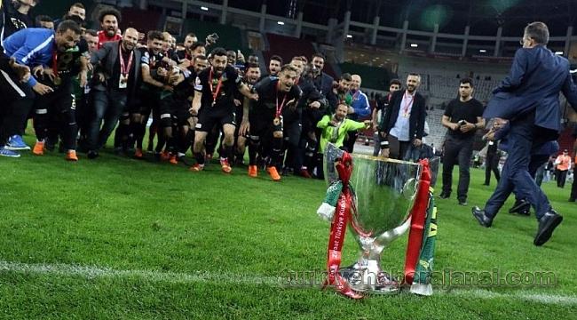 Akhisarspor, Türkiye Kupası Zaferinden Servet Kazandı!