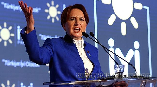 Akşener'den Süleyman Soylu'ya Sert Yanıt