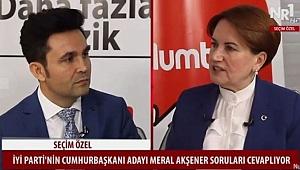 Akşener, İçişleri Bakanı Olduğu Dönemi Eleştirdi