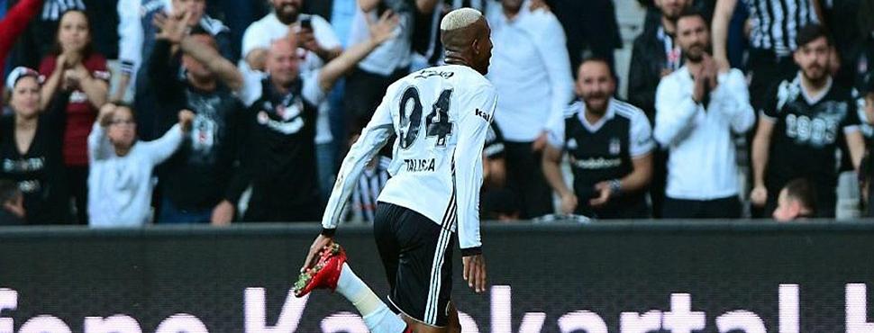 Anderson Talisca Beşiktaş'tan Ayrıldığını Açıkladı!