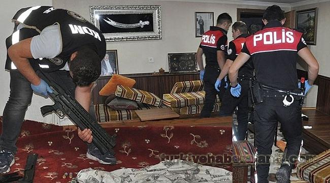 Ankara'da Sezginler Aşireti'ne Operasyon!