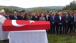 Arkadaşının Kazara Vurduğu Askerin Köyünde Yas