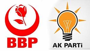 BBP'den AK Parti Listesine 18 İsim Girdi!