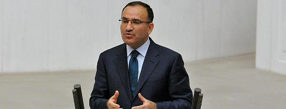 Bozdağ'dan 'Erdoğan'a Suikast' İddiası İle İlgili Açıklama