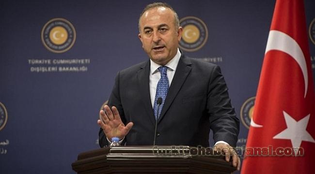 Çavuşoğlu'ndan 'İsrail-İran' Açıklaması!