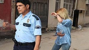 Çığlıkları Duyan Polisi Aradı