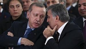Cumhurbaşkanı Erdoğan'dan Abdullah Gül Mesajı