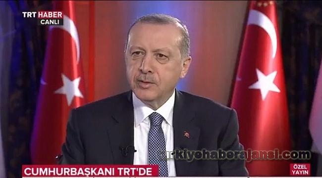 Cumhurbaşkanı Erdoğan'dan İnce'ye FETÖ Cevabı