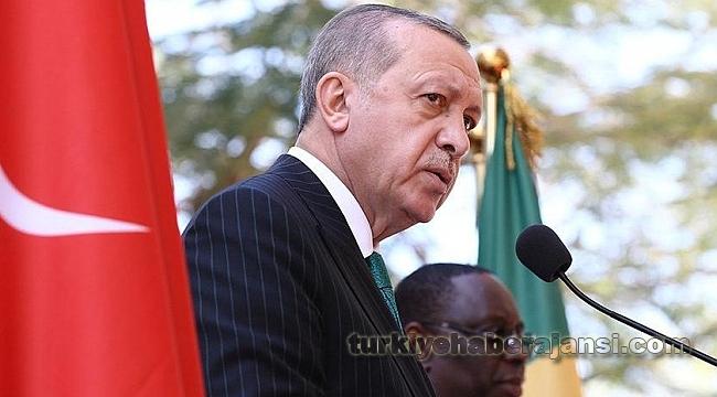 Cumhurbaşkanı Erdoğan'dan Kudüs Yorumu