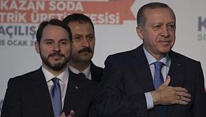 Cumhurbaşkanı Erdoğan'ın Yerine Berat Albayrak!