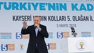 Erdoğan'dan İnce'nin Adaylığına Çok Sert Yorum