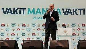 Erdoğan'dan İnce'nin Pensilvanya İddialarına Sert Yanıt