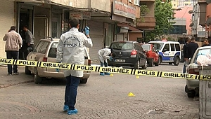 Esenler'de Sokak Ortasında Cinayet!