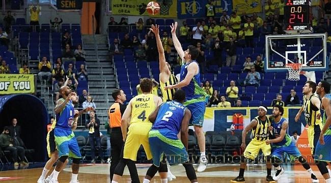 Fenerbahçe Doğuş TOFAŞ: 98-78