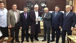 Fethullah Gülen'li Fotoğrafa AKP'den Savunma