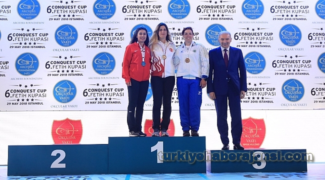 İBB Okçusu Yeşim Bostan 6. Fetih Kupası'nda Şampiyon Oldu