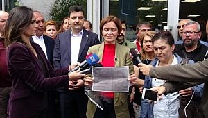 İnce İçin Gitti, Recep Tayyip Erdoğan'a Bağış Yaptı