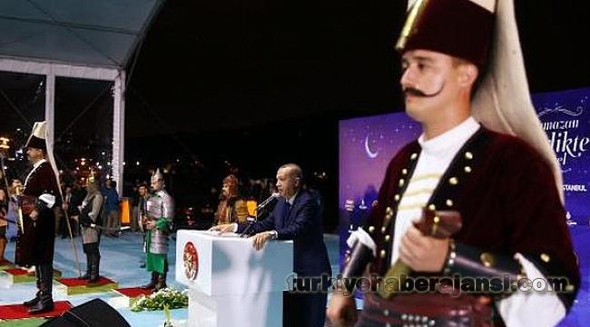 İstanbul'un Fethinin 565. Yıldönümü Coşkuyla Kutlandı