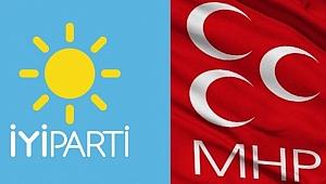 İYİ Parti, MHP'yi Geride Bıraktı