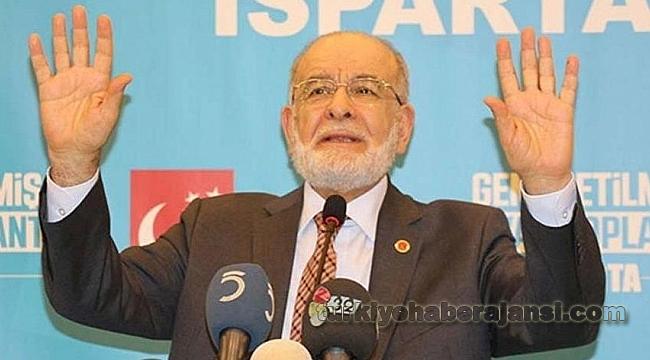 Karamollaoğlu: AKP'nin Yüzde 15 Kaybı Var