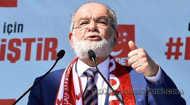 Karamollaoğlu: Anadolu'yu Ayağa Kaldırmaya Hazırız