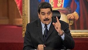 Maduro, ABD Elçisine 48 Saat Süre Verdi
