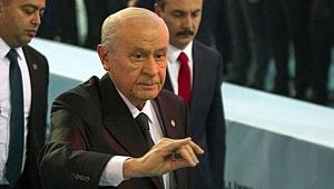 MHP Lideri Bahçeli'nin Seçim Programı Belli Oldu
