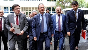 Muhalefetin Dörtlü İttifak Protokolü YSK'ya Verildi!