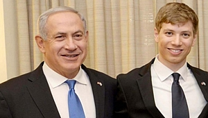 Netanyahu'nun Oğlundan Ahlaksız Paylaşım