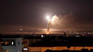Suriye'den İsrail'in Saldırısıyla İlgili Flaş Açıklama