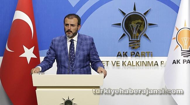 'Tamam' Mesajlarına AK Parti'den İlk Tepki