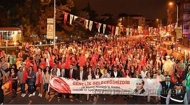 Türkiye Genelinde 19 Mayıs Coşkuyla Kutlandı