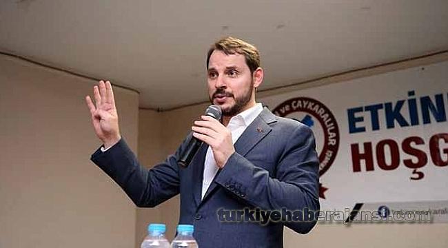 Berat Albayrak'tan AKP Seçmeni İçin İlginç Analiz